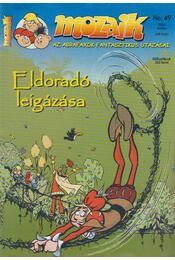 Mozaik 2005/49. október - Régikönyvek