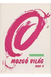 Mozgó Világ 1989/9. - Régikönyvek