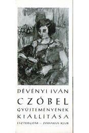 Dévényi Iván Czóbel gyűjteményének kiállítása - Mucsi András - Régikönyvek