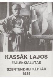 Kassák Lajos emlékkiállítás - Mucsi András - Régikönyvek