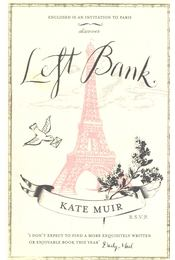 Left Bank - MUIR, KATE - Régikönyvek