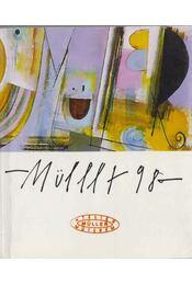 Müller 98 (dedikált) - Müller Péter - Régikönyvek