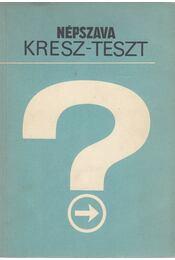 Népszava Kresz-teszt - Müller Róbert, Troszt László - Régikönyvek