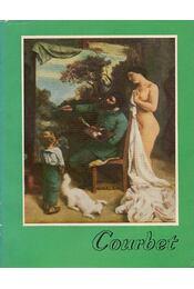 Courbet - Murányi-Kovács Endre - Régikönyvek