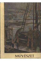 Művészet 1962. január III. évfolyam 1. szám - Régikönyvek