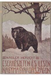 Cserkészeten és lesen Nagymagyarországon - Nadler Herbert - Régikönyvek