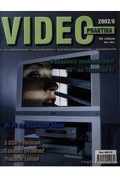 Video praktika 2002/6. VIII. évfolyam nov-dec. - Nagy Árpád - Régikönyvek