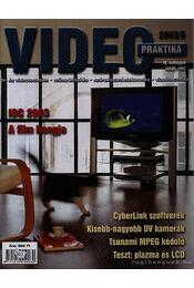 Video praktika 2003/5. IX. évfolyam szept-okt. - Nagy Árpád - Régikönyvek