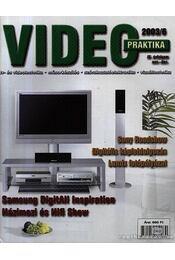 Video praktika 2003/6. IX. évfolyam nov-dec. - Nagy Árpád - Régikönyvek