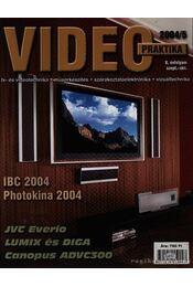 Video praktika 2004/5. X. évfolyam szept-okt. - Nagy Árpád - Régikönyvek