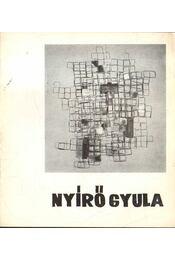 Nyírő Gyula kiállítása - Nagy Ildikó - Régikönyvek