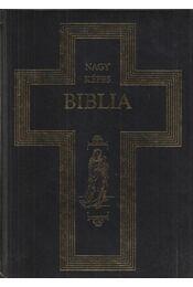 Nagy képes Biblia - Régikönyvek
