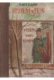 1919 május - Nagy Lajos - Régikönyvek