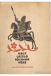 Sólymok vére - Nagy László dr. - Régikönyvek