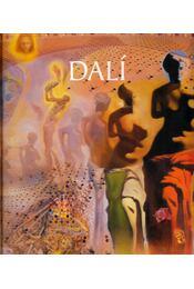 Salvador Dalí - Nagy Mézes Rita - Régikönyvek