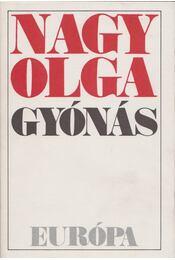 Gyónás - Nagy Olga - Régikönyvek