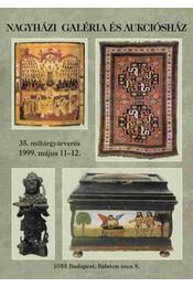 Nagyházi Galéria és Aukciósház 35. műtárgyárverés - Régikönyvek
