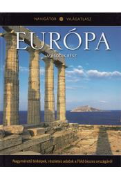 Európa II. - Nahuel Sugobono - Régikönyvek