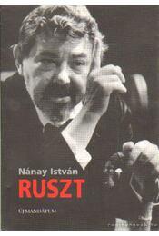 Ruszt - Nánay István - Régikönyvek