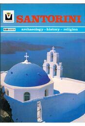 Santorini: Archaeology, History, Religion - Nanno Marinatos - Régikönyvek