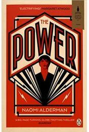 The Power - Naomi Alderman - Régikönyvek