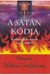 A sátán kódja - Nemere István - Régikönyvek