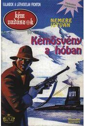 Kémösvény a hóban - Nemere István - Régikönyvek