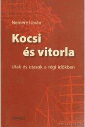Kocsi és vitorla - Nemere István - Régikönyvek