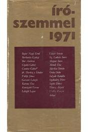 Írószemmel 1971 - Nemes György - Régikönyvek