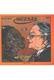 Múzsák Múzeumi Magazin 1979/1 - Nemes Iván - Régikönyvek