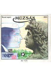 Múzsák múzeumi magazin 1979/3 - Nemes Iván - Régikönyvek