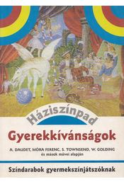 Gyerekkívánságok - Németh Ervin - Régikönyvek