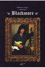 Blackmore - Németh Géza - Régikönyvek