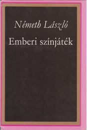 Emberi színjáték - Németh László - Régikönyvek