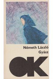 Gyász - Németh László - Régikönyvek
