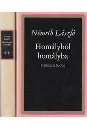 Homályból homályba I-II. kötet - Németh László - Régikönyvek