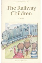 The Railway Children - Nesbit, Edith - Régikönyvek