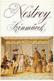 Színművek - Nestroy, Johann Nepomuk - Régikönyvek
