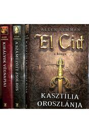 El Cid I-III. kötet - Newman, Allen - Régikönyvek