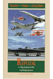 Repülők - NICCOLI, RICCARDO - Régikönyvek
