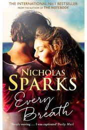 Every Breath - Nicholas Sparks - Régikönyvek