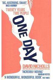 One Day - Nicholls, David - Régikönyvek