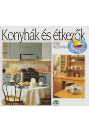 Konyhák és étkezők - Niesewand, Nonie - Régikönyvek