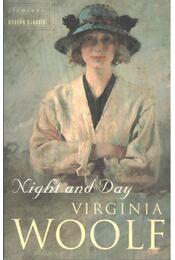 Night and Day - Virginia Woolf - Régikönyvek