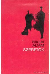 Szeretők - Niklai Ádám - Régikönyvek