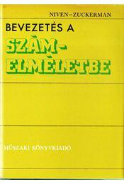 Bevezetés a számelméletbe - Niven, Ivan, Zuckerman, Herbert S. - Régikönyvek