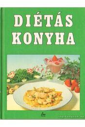 Diétás konyha - Noel, Anne - Régikönyvek