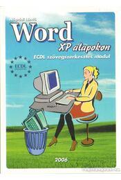 Word XP alapokon - Nógrádi László - Régikönyvek