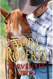 Törvényes úton - Nora Roberts - Régikönyvek