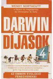 Darwin-díjasok - Northcutt, Wendy - Régikönyvek